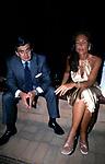 PROFESSOR MARCO GASPAROTTI CON LA MOGLIE FRANCESCA FESTA A VILLA JANNOZZI ROMA 2002