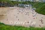 Ballybunion beach on Sunday