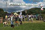 Widecomb Fair Widecombe in the Moor Dartmoor Devon Uk. The church of Saint Pancras.