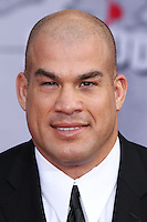 """HOLLYWOOD, LOS ANGELES, CA, USA - MARCH 11: Tito Ortiz at the World Premiere Of Disney's """"Muppets Most Wanted"""" held at the El Capitan Theatre on March 11, 2014 in Hollywood, Los Angeles, California, United States. (Photo by Xavier Collin/Celebrity Monitor)"""