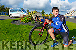 Sliabh Luachra CC cyclist Ben Murphy who has been selected by the Irish team for the Austria Youth Tour at the end of the month