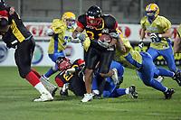 Jerome Morris (D) setzt sich durch<br /> Länderspiel Deutschland vs. Schweden<br /> *** Local Caption *** Foto ist honorarpflichtig! zzgl. gesetzl. MwSt. Auf Anfrage in hoeherer Qualitaet/Aufloesung. Belegexemplar an: Marc Schueler, Am Ziegelfalltor 4, 64625 Bensheim, Tel. +49 (0) 151 11 65 49 88, www.gameday-mediaservices.de. Email: marc.schueler@gameday-mediaservices.de, Bankverbindung: Volksbank Bergstrasse, Kto.: 151297, BLZ: 50960101