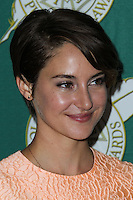 BEVERLY HILLS, CA, USA - FEBRUARY 28: Shailene Woodley at the 51st Annual Publicists Awards Luncheon Presented By The International Cinematographers Guild (ICG, IATSE LOCAL 600) held at the Regent Beverly Wilshire Hotel on February 28, 2014 in Beverly Hills, California, United States. (Photo by Xavier Collin/Celebrity Monitor)