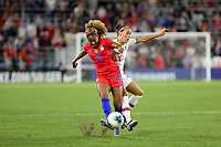 Saint Paul, MN - SEPTEMBER 03: Casey Short #26 of the United States during their 2019 Victory Tour match versus Portugal at Allianz Field, on September 03, 2019 in Saint Paul, Minnesota.