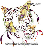 Simon, REALISTIC ANIMALS, REALISTISCHE TIERE, ANIMALES REALISTICOS, innovative, paintings+++++A_KatB_MayaAndAshley,GBWR143,#a#, EVERYDAY,tiger