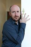 Mostra Internazionale d'Arte Cinematografica di Venezia,Venice International Film Festival, 31 agosto 2002.Dylan Kidd
