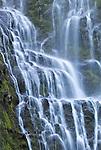Cascading waterfalls of Lower Proxy Falls, Oregon, USA