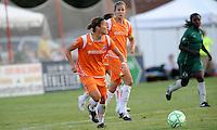 Julianne Sitch..Saint Louis Athletica defeated Sky Blue F.C 1-0, at Anheuser-Busch Soccer Park, Fenton, MO.