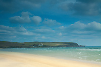 Harbour Cove and the Camel Estuary from Padstow