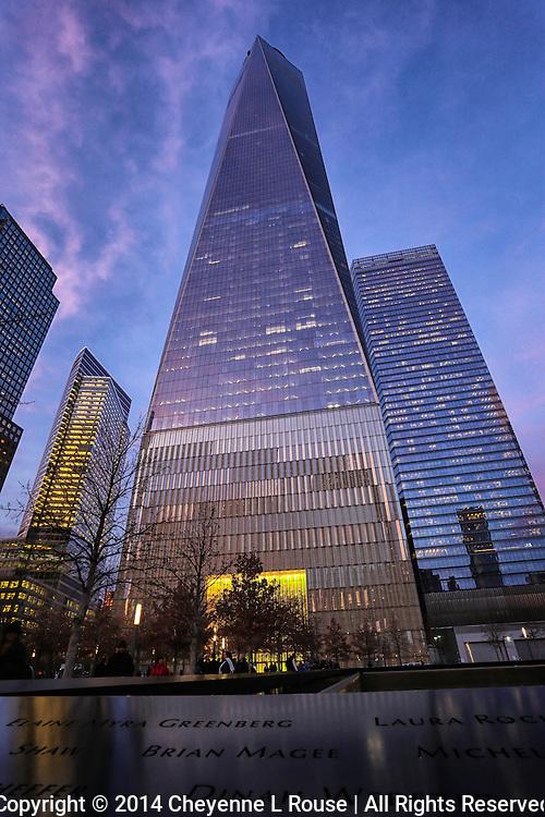 9-11 Memories - New York City - One World Trade Center