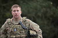 MAN MODEL RELEASED ARMY MULTICAM