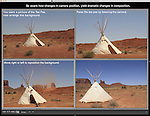 TeePee in northern Arizona John offers private photo tours and workshops throughout Colorado. Year-round.