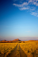 Country road at Boesman's Place, Omaheke