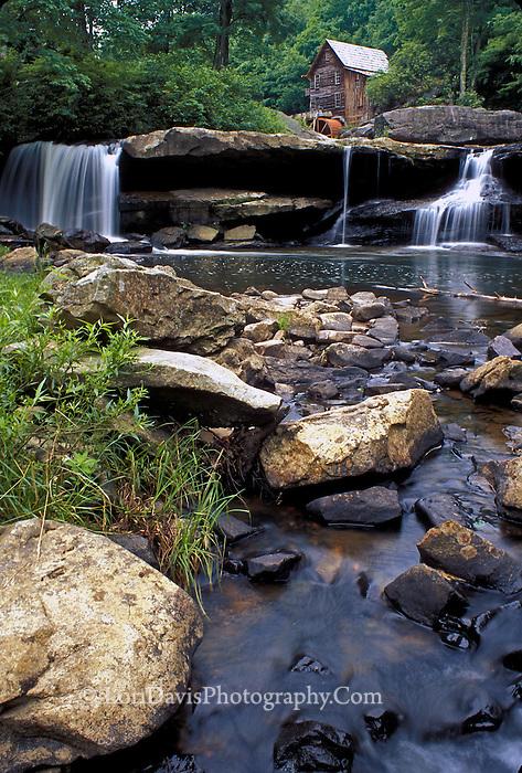 Glade Creek Grist Mill, West Virginia