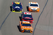 Monster Energy NASCAR Cup Series<br /> TicketGuardian 500<br /> ISM Raceway, Phoenix, AZ USA<br /> Sunday 11 March 2018<br /> Daniel Suarez, Joe Gibbs Racing, Toyota Camry ARRIS and Austin Dillon, Richard Childress Racing, Chevrolet Camaro Dow<br /> World Copyright: Russell LaBounty<br /> NKP / LAT Images