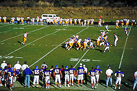 Football game.