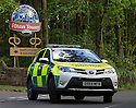 02/06/15<br /> <br /> An ambulance, leaves Alton Towers, Staffordshire, after a roller-coaster crash at the theme park injured many visitors earlier this afternoon.<br /> <br /> All Rights Reserved: F Stop Press Ltd. +44(0)1335 418629   www.fstoppress.com.
