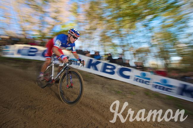 Francis Mourey (FRA)<br /> <br /> Vlaamse Duinencross Koksijde 2013