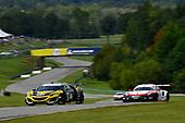 #57 Heinricher Racing w/Meyer Shank Racing Acura NSX GT3, GTD: Katherine Legge, Alice Powell