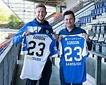 St Johnstone Players Sponsors Night…10.05.18<br />Liam Gordon<br />Picture by Graeme Hart.<br />Copyright Perthshire Picture Agency<br />Tel: 01738 623350  Mobile: 07990 594431