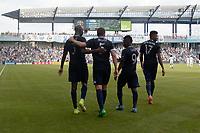 Sporting Kansas City vs Minnesota United FC, June 3, 2017