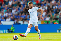 11th September 2021; King Power Stadium, Leicester, Leicestershire, England;  Premier League Football, Leicester City versus Manchester City; Ruben Dias of Manchester City