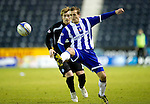 Kilmarnock v St Johnstone....15.01.11  .James Fowler and Liam Craig.Picture by Graeme Hart..Copyright Perthshire Picture Agency.Tel: 01738 623350  Mobile: 07990 594431