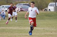 2010 US Soccer Development Academy Winter Showcase U15/16  Empire United vs Colorado Rapids at Reach 11 Soccer Complex in Phoenix, Arizona in December of  2010.