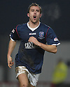 12/01/2008    Copyright Pic: James Stewart.File Name : sct_jspa08_falkirk_v_aberdeen.ARNAU RIERA CELEBRATES AFTER HE SCORES FALKIRK'S SECOND.James Stewart Photo Agency 19 Carronlea Drive, Falkirk. FK2 8DN      Vat Reg No. 607 6932 25.Office     : +44 (0)1324 570906     .Mobile   : +44 (0)7721 416997.Fax         : +44 (0)1324 570906.E-mail  :  jim@jspa.co.uk.If you require further information then contact Jim Stewart on any of the numbers above.........