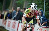 Bart Aernouts (BEL/Corendon-Kwadro)<br /> <br /> GP Neerpelt 2014