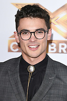 """LONDON, UK. October 09, 2019: Jonny Labey at the photocall for """"The X Factor: Celebrity"""", London.<br /> Picture: Steve Vas/Featureflash"""