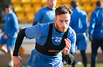 St Johnstone Training….17.02.17<br />Keith Watson pictured during training this morning at McDiarmid Park ahead of tomorrow's trip to Dingwall<br />Picture by Graeme Hart.<br />Copyright Perthshire Picture Agency<br />Tel: 01738 623350  Mobile: 07990 594431