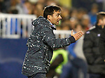 CD Leganes' coach Asier Garitano during La Liga match. December 3,2016. (ALTERPHOTOS/Acero)
