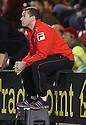 Stevenage manager Graham Westley  <br />  - Crewe Alexandra v Stevenage - Sky Bet League One - Alexandra Stadium, Gresty Road, Crewe - 22nd October 2013. <br /> © Kevin Coleman 2013<br />  <br />  <br />  <br />  <br />  <br />  <br />  <br />  <br />  <br />  <br />  <br />  <br />  <br />  <br />  <br />  <br />  <br />  <br />  <br />  <br />  <br />  <br />  <br />  <br />  <br />  <br />  <br />  <br />  <br />  <br />  <br />  <br />  <br />  <br />  <br />  - Crewe Alexandra v Stevenage - Sky Bet League One - Alexandra Stadium, Gresty Road, Crewe - 22nd October 2013. <br /> © Kevin Coleman 2013