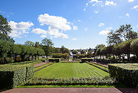 Städtischer Rosengarten, Helsinki, Finnland