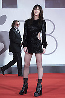 Charlotte Gainsbourg attending the Les Choses Humaines Premiere as part of the 78th Venice International Film Festival in Venice, Italy on September 09, 2021. <br /> CAP/MPI/IS/PAC<br /> ©PAP/IS/MPI/Capital Pictures