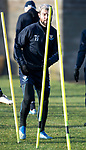 St Johnstone Training…19.12.18<br />Richard Foster pictured during training at McDiarmid Park ahead of Sunday's game against Rangers<br />Picture by Graeme Hart.<br />Copyright Perthshire Picture Agency<br />Tel: 01738 623350  Mobile: 07990 594431