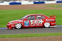 British Touring Car Championship. #77 Matt Neal (GBR). Max Power Racing. Nissan Primera eGT.