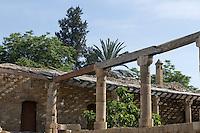 Nordzypern, Kumarcilar Han Herberge der Glücksspiler)  in Nicosia (Lefkosa) erb. im 17. Jh