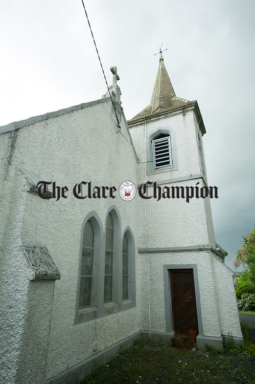A general view of the Church of Ireland's Christ Church at Spanish Point. Photograph by John Kelly.