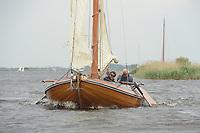 ZEILSPORT: GROU: Koninklijke Zeilvereeniging Oostergoo, ©foto Martin de Jong