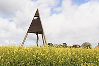 Wasserturm Svaneke Bake auf der Insel Bornholm, Dänemark, Europa<br /> watertower Svaneke bake, Isle of Bornholm Denmark