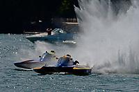 "Donny Allen, H-14 ""Legacy 1"", Martin Rochon, H-773 ""Equipe De Course Rtx""        (H350 Hydro)"