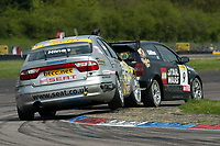 Round 2 of the 2005 British Touring Car Championship. #9. Tom Chilton (GBR). Arena Motorsport. Honda Civic Type-R. #57. Luke Hines (GBR). SEAT Sport UK. SEAT Toledo.