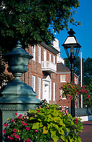 Historic courthouse, New Castle, Delaware