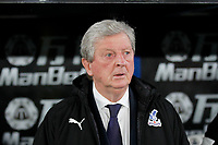 Crystal Palace manager, Roy Hodgson during the Premier League match between Crystal Palace and Brighton and Hove Albion at Selhurst Park, London, England on 16 December 2019. Photo by Carlton Myrie / PRiME Media Images.