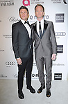Neil Patrick Harris and David Burtka attends the 2014 Elton John AIDS Foundation Academy Awards Viewing Party in West Hollyood, California on March 02,2014                                                                               © 2014 Hollywood Press Agency