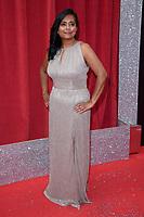Bharti Patel<br /> arriving for the British Soap Awards 2018 at the Hackney Empire, London<br /> <br /> ©Ash Knotek  D3405  02/06/2018