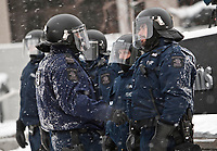Photo d'archive de la police au Quebec<br /> <br /> <br /> PHOTO :  AGENCE QUEBEC PRESSE