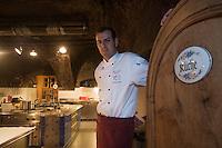 Europe/Italie/Trentin Haut-Adige/Dolomites/Alta Badia/ La Villa:  Ciastel Colz dans ce Château se trouve un restaurant  - Le chef Günther Piccolruaz